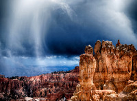 Storm over Bryce
