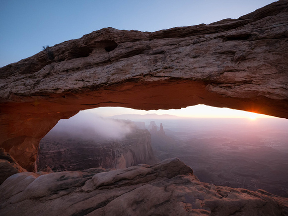 Mesa Arch Moments